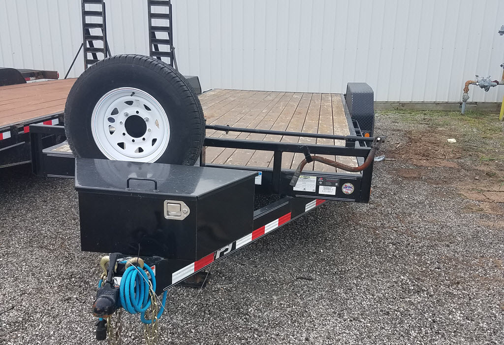 QUALITY USED TRAILER
