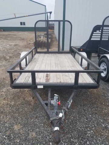 USED UTILITY TRAILER